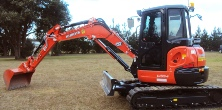 Plant Equipment Hire